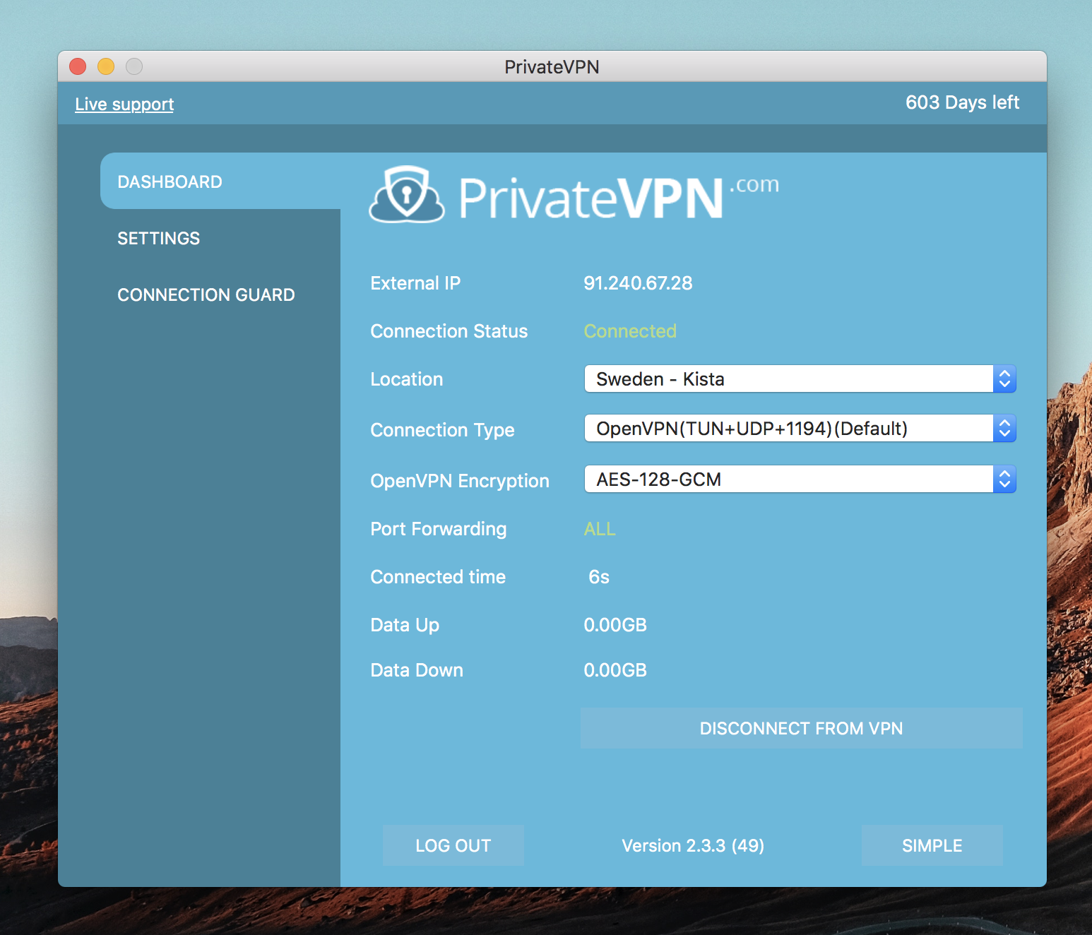 The most trusted VPN for Mac on the market - NOW 62% OFF