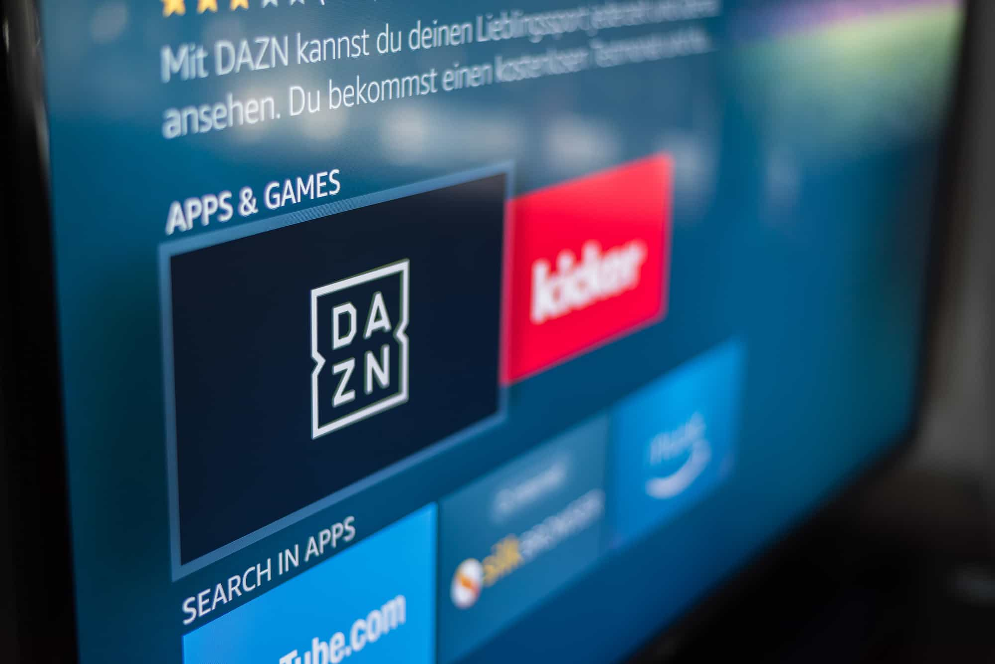 How to Watch DAZN on the Amazon Fire TV Stick in Any Country